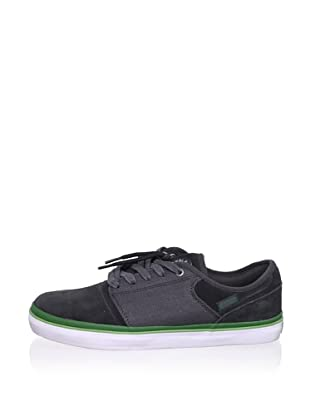 Etnies Men's Bledsoe Low Sneaker (Grey/Green)