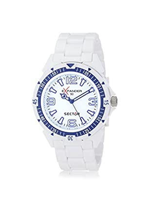 Sector Men's Expander 90 White Plastic Watch