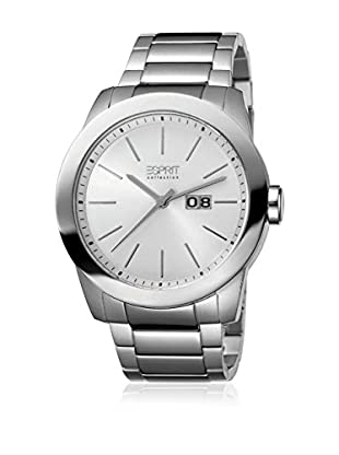 Esprit Collection Reloj de cuarzo Man Belos Silver 46 mm