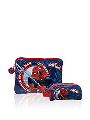 Marvel Tablethülle + Etui Spiderman