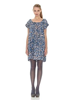 Tonalá Vestido Rigel (Azul)