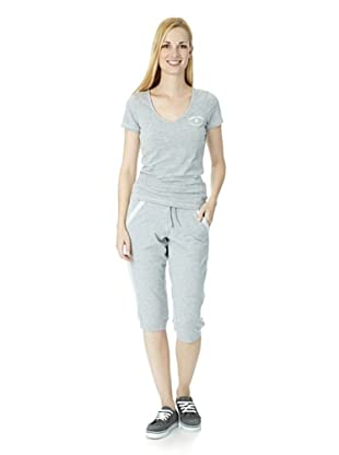 ESPRIT SPORTS Damen 7/8 Hose (Grau)