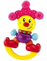 B Kids Bendy Clown Teether