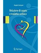 Relazione di coppia e malattia cardiaca: Clinica psicologica relazionale in psicocardiologia