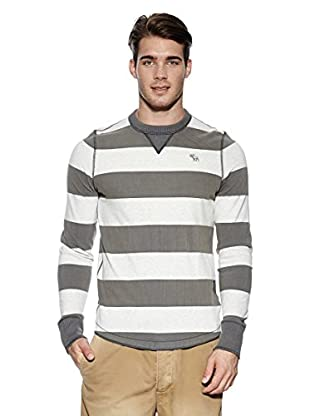 Abercrombie & Fitch Pullover (grau)