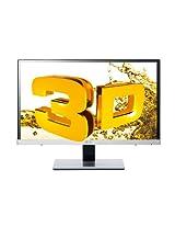 AOC D2367PH 23 inch 3D Widescreen IPS LED Multimedia Monitor (1920x1080, 6ms, VGA, 2 x HDMI, i-Menu, e-Saver, Eco-Mode)