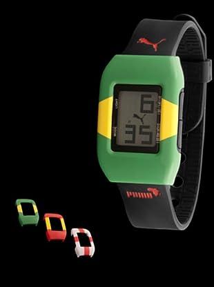 Puma PU910751011 - Reloj world cup España/ Brasil / Inglaterra negro