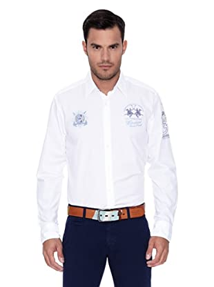 La Martina Camisa Joel (Blanco)