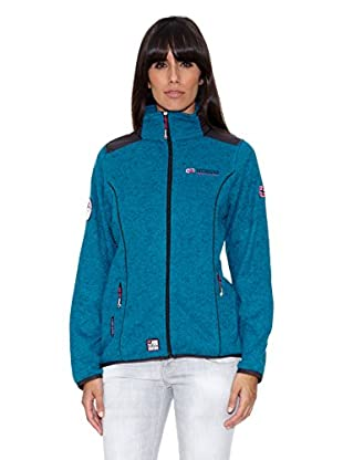 Geographical Norway Forro Polar Terracota Lady 007 (Turquesa)