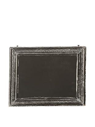 Concept Luxury Wanddeko Blackboard schwarz