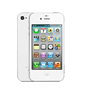 Apple iPhone 4S 64GB (White)