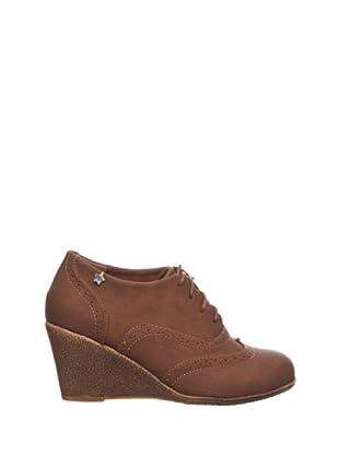 Refresh Zapato Cuña (Camel)