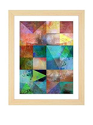 Tomasucci Gemälde Multicolore