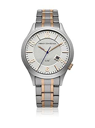 French Connection Orologio al Quarzo Unisex FC1260SRGM 44 mm