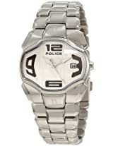 Police Analog Silver Dial Women's Watch - PL12896BS/04M