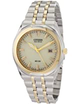 Citizen Eco-Drive Corso Two-Tone Mens Watch BM6844-57P