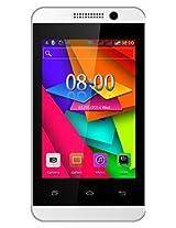 Videocon Infinium Zest Lite Dual Sim Android Phone (White)