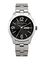 Fcuk Analog Black Dial Mens Watch - FC1090SBGNGN