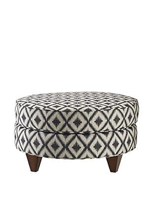 Homeware Bax Ottoman, Charcoal
