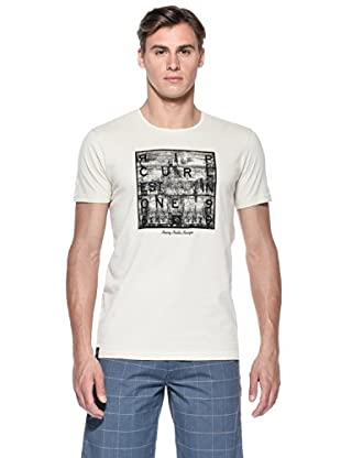Rip Curl T-Shirt Plank S/S Tee (Beige)