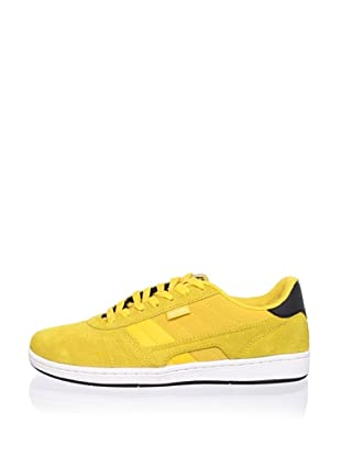 Etnies Men's Barci Sneaker (Gold/Black/White)