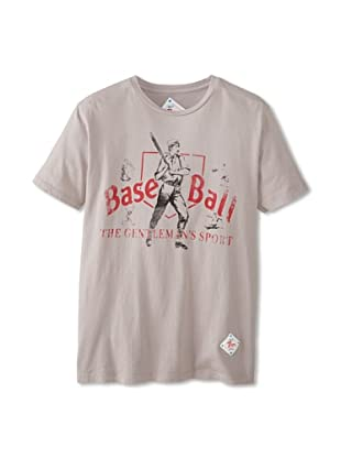 7th Inning Stretch Men's Gentleman Sport T-Shirt (Grey)