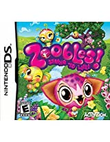 Zoobles (Nintendo DS) (NTSC)