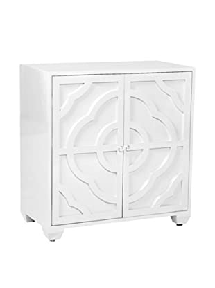 Article 24 Clove Door Chest, White