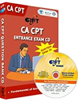 Common Proficiency Test - CA CPT Preparation Question Bank CD