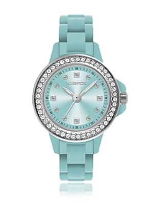 K&Bros  Reloj 9571 (Verde)