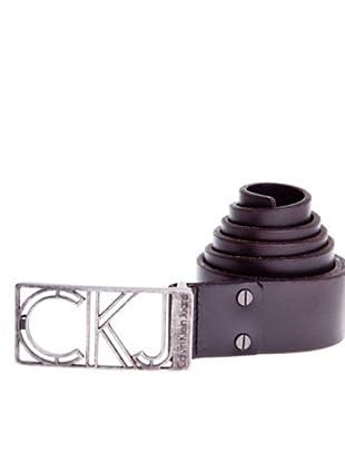 Calvin Klein Cinturón (marrón)