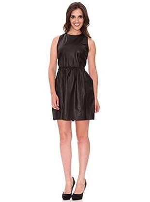 Cortefiel Vestido Casual (Negro)