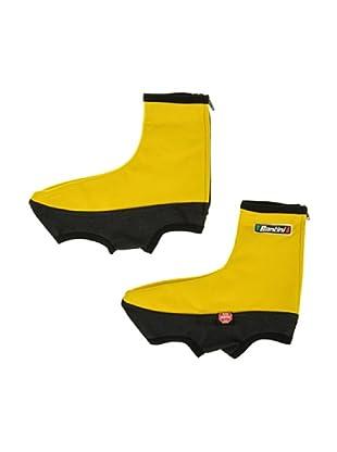 Santini Zapatos Goma Windstopper ® (Amarillo)