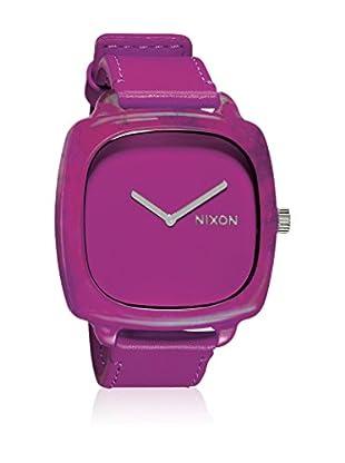 Nixon Uhr mit japanischem Quarzuhrwerk Woman A167-645 43 mm
