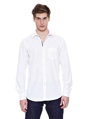 Springfield Camisa Sport Sb Popelin Codera (Blanco)