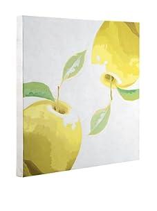 Barreveld International Apples Oil Painting (Yellow)