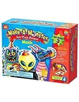 Make-A-Monster Math Test Prep Games - Grade 3