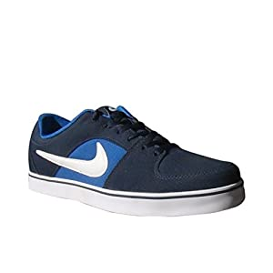 Nike Navy Blue and White Liteforce II Sports Shoes