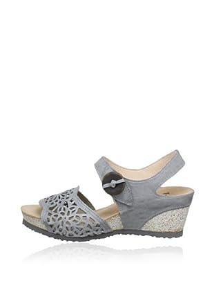 Think Keil-Sandalette Zilli (Grau)