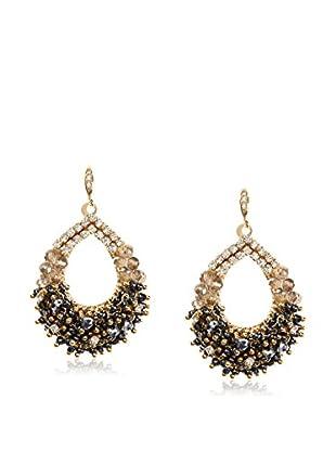 Leslie Danzis Gothic Gatsby Earring