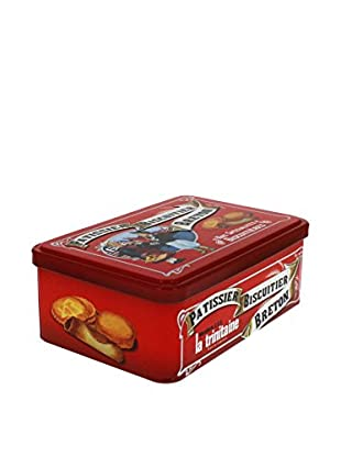 La Trinitaine Assorted Butter Cookies in a Tin