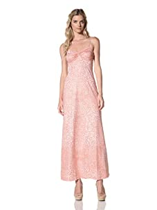 Susana Monaco Women's Dakota Dress (apricot)
