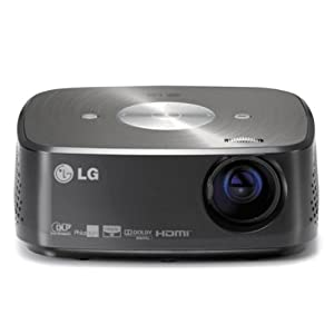 LG HX350T 720p LED Front Projector