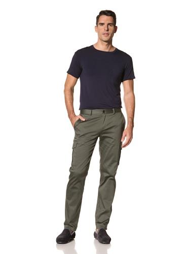 Timo Weiland Men's Nicolai Modern Cargo Pants (Fatigue)