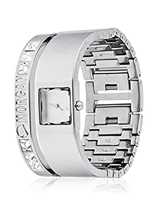 Morgan de Toi Orologio al Quarzo Woman M989S Argentato 43 mm
