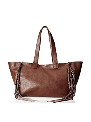 Possé Women's Sha Tote Bag, Chocolate