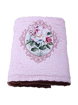 Homemania Handtuch Gül rosa 50 x 90 cm