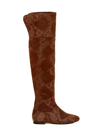 Vikingas Botas botas Sahara rojo/marrón (rojo / marrón)