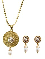 Royal Bling Adorbs Golden Delight Jewel Set for women