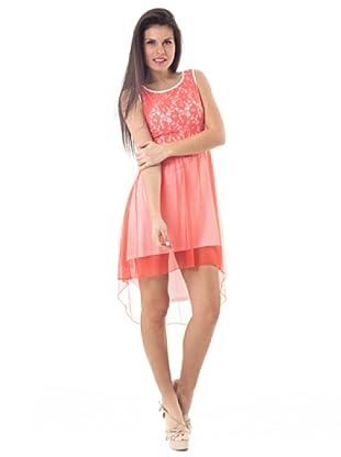 Too Young Vestido Naartjie (Coral)